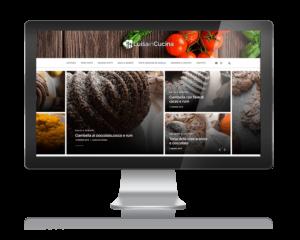 Siti internet luisa in cucina creative adv for Siti di ricette cucina
